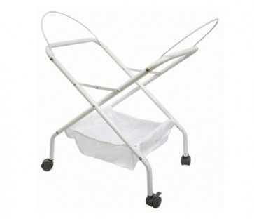 Foldable Baby Bassinet Stand