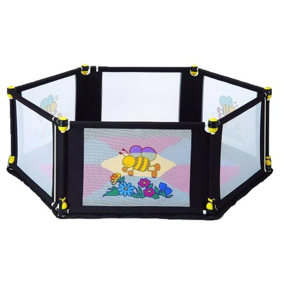 Large Foldable Baby Playpen 6 Sided Playpens Playpens