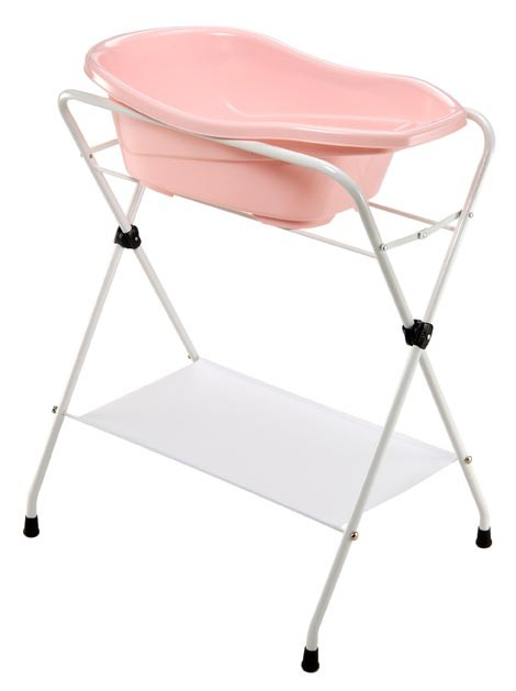 Baby Bath Tub Metal Stand