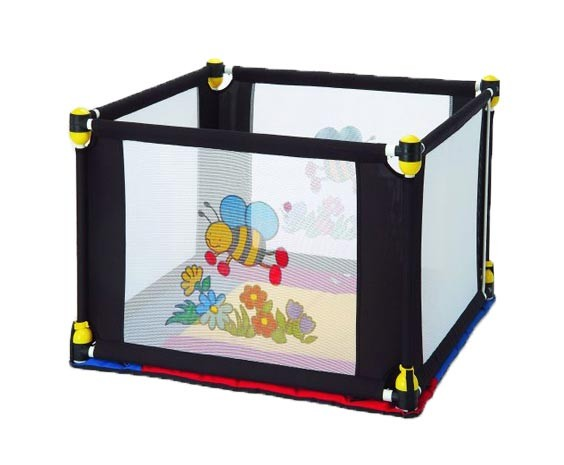 light weight foldable baby playpen 4sided from taiwan