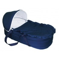 Baby Carrycot with Soft Mattress and Pillow
