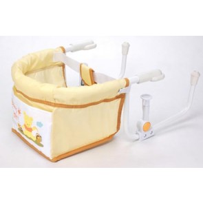 Baby Hook-On Dinning Chair with Pocket
