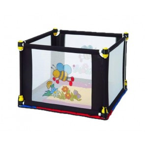 Light weight foldable baby Playpen 4-Sided manufacturer from Taiwan