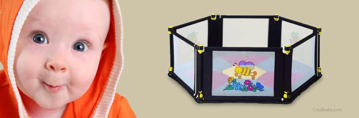 Baby Safe Playpen 6 panels